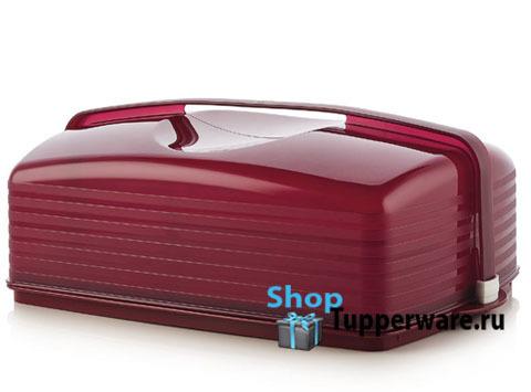 Кондитер большой прямоугольный Tupperware