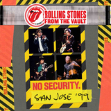 The Rolling Stones ‎/ No Security. San Jose '99 (3LP)