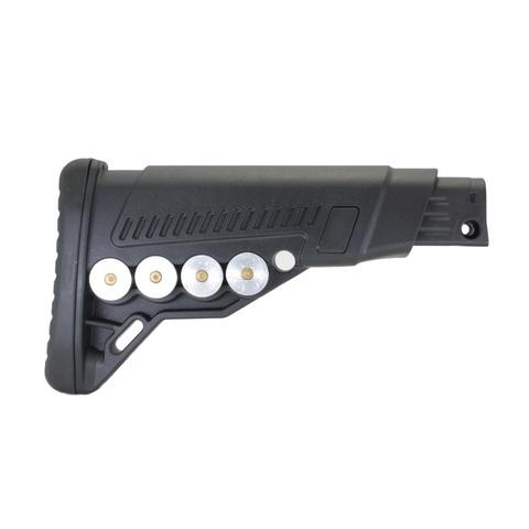 Приклад TBS Utility с патронташем