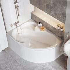 Ванна асимметричная 150х105 см Ravak Rosa I CK01000000 фото