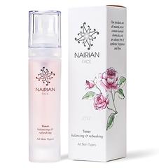 Тоник-спрей для всех типов кожи, Nairian