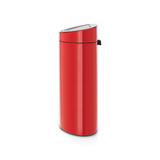 Мусорный бак Touch Bin New (40 л), Пламенно-красный, арт. 114960 - превью 3