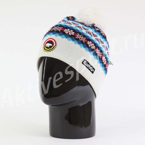 шапка Eisbar jari pompon