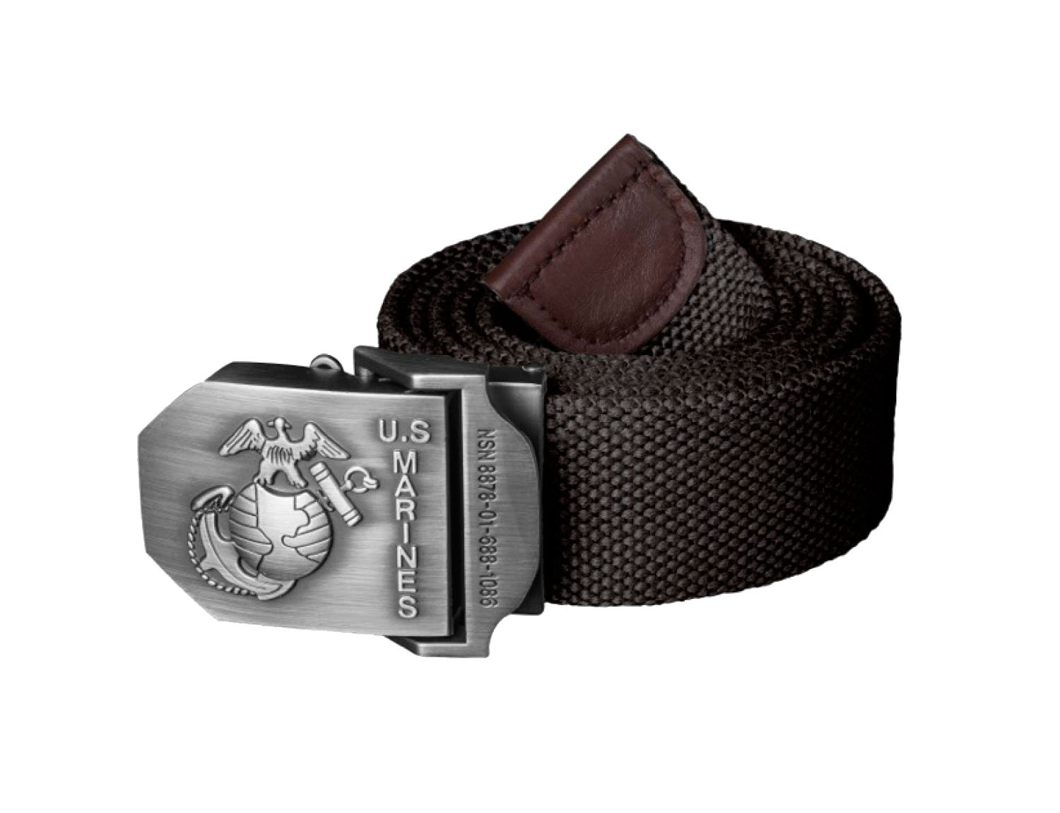 Ремень Helikon Marines Belt (черный)