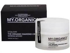 Бриллиантовый крем для укладки, My.Organics