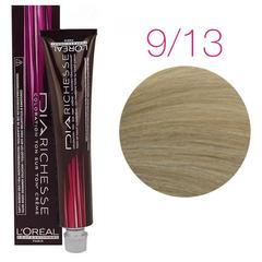 L'Oreal Professionnel Dia Richesse 9.13 (Очень светлый блонд золотистый) - Краска для волос
