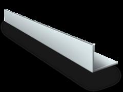 Алюминиевый уголок 40x20x1,5 (3 метра)