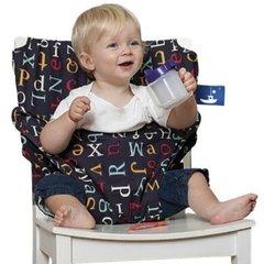 Мобильный детский стульчик Totseat 'Алфавит'