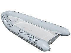 Лодка РИБ с жестким дном BRIG F570
