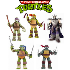 TMNT Power Sounds FX Series 01