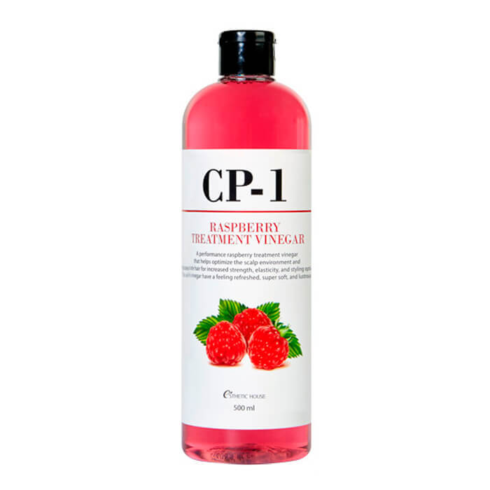 Esthetic House Кондиционер-ополаскиватель на основе Малинового уксуса CP-1 Rasberry Treatment Vinegar, 500 мл