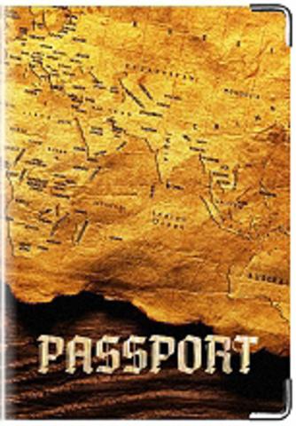 """Обложка для паспорта """"Passport"""" (2)"""