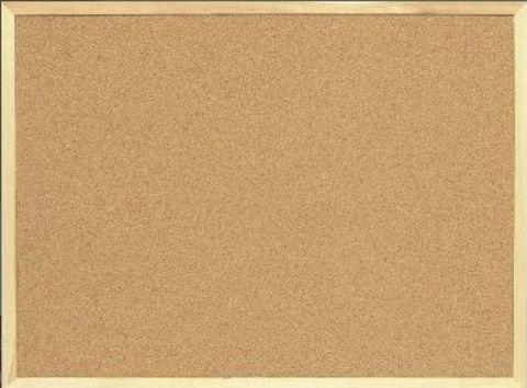 Пробковая доска GBG W 90x120 (115-101456)