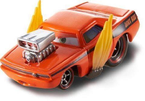 Машинка гонщик Сморкач (Snot Rod) - Тачки (Cars), Mattel