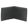 Портмоне Victorinox Altius 3.0 Moritz, чёрное, натуральная тиснёная кожа наппа, 11x1x8 см