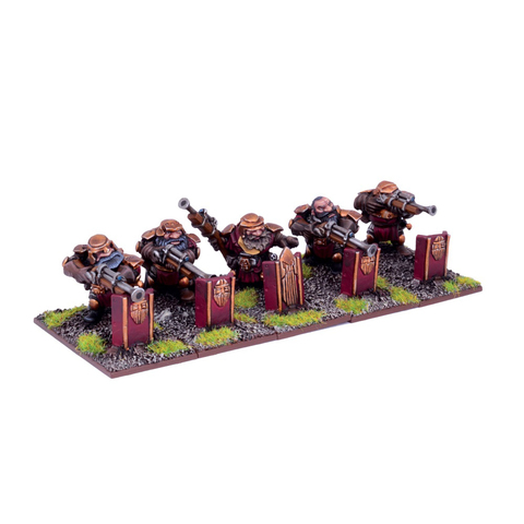 Dwarf Sharpshooter Troop