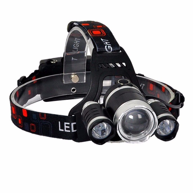 Для отдыха/путешествий Налобный фонарь светодиодный High Power Headlamp аккумуляторный Налобный_фонарь_.jpg