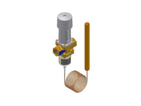 Клапан водяной терморегулирующий AVTA 20 Danfoss 003N3162