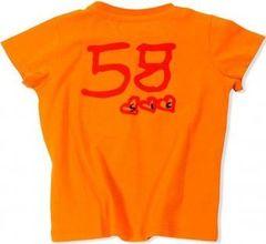 T-Shirt Sic By Mart / Детская /Оранжевый