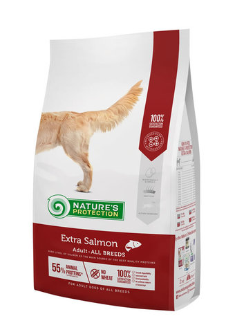 Extra Salmon Adult All breeds food for dogs