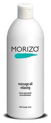Масло массажное для тела Расслабляющее, Morizo