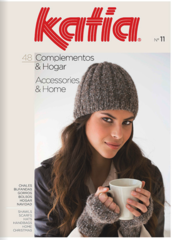 Журнал Woman 11 Accessories Katia