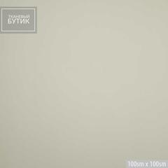 Тонкой хлопковый сатин с эластаном светло-бежевого цвета