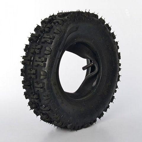 Покрышка колеса с камерой для снегоуборщика 13х5.00-6