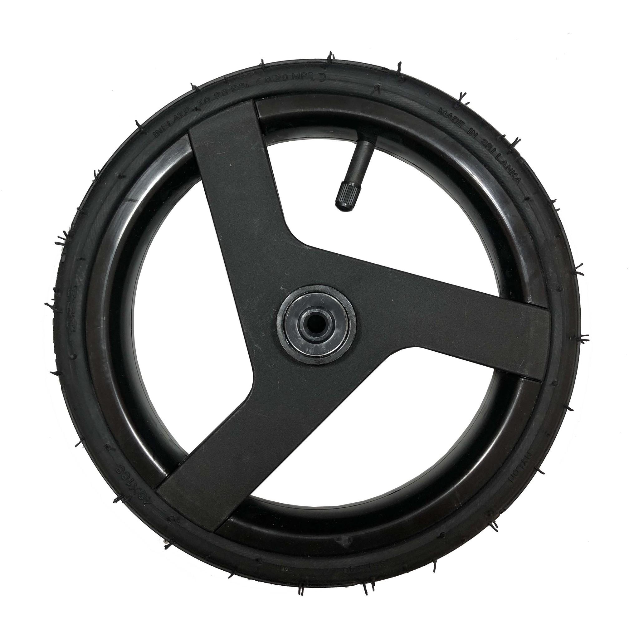 Колеса для детских колясок Колесо Adamex Massimo переднее 10массимочерн.jpg