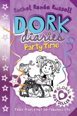 Kitab Dork Diaries: Party Time | Rachel Renee Russell