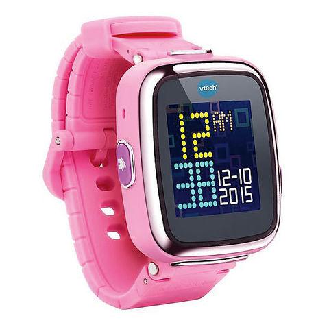 Vtech Цифровые часы для детей Kidizoom Smartwatch DX, розовые (171610)
