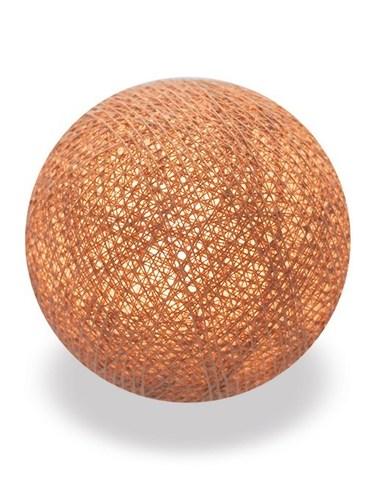Хлопковый шарик мокко