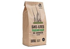 Набор для выпечки: БИО-хлеб пшеничный на закваске формовой, 525г