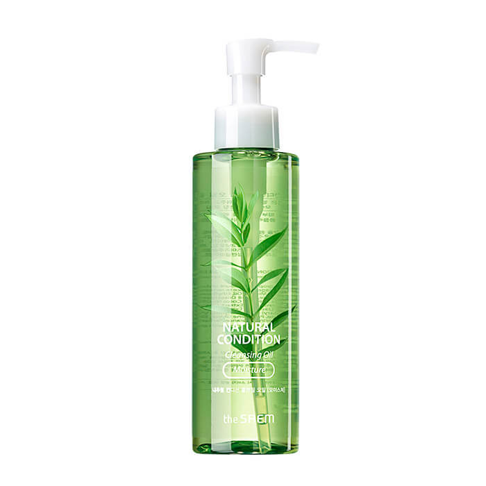 Natural Condition Cleansing Oil Moisture 180мл