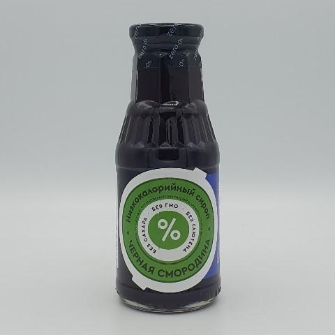 Сироп Низкокалорийный Черная Смородина Mr.DjemiusZERO, 330 гр