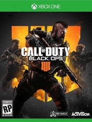 Microsoft Xbox One Call of Duty: Black Ops 4 (русская версия)
