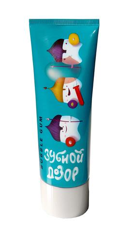 Modum 32 Жемчужины Паста зубная Детская