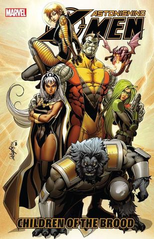 Astonishing X-Men: Children of the Brood TPB