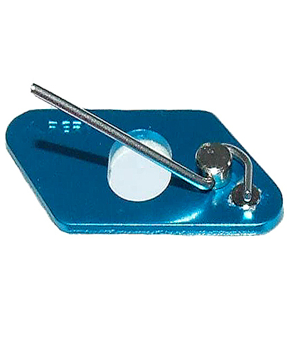 Полочка для лука спортивного Cartel Arrow Rest X-Pert Blue