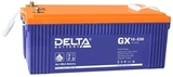 Аккумулятор DELTA GX 12-230 ( 12V 230Ah / 12В 230Ач ) - фотография