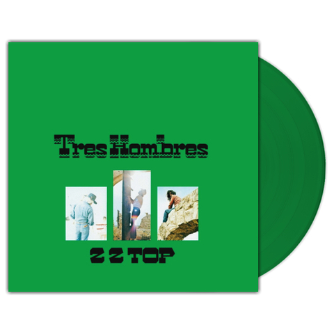 ZZ Top / Tres Hombres (Coloured Vinyl)(LP)