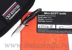 Нож Decepticon Mini Десептикон Мини Mini-DCPT CKF Limited