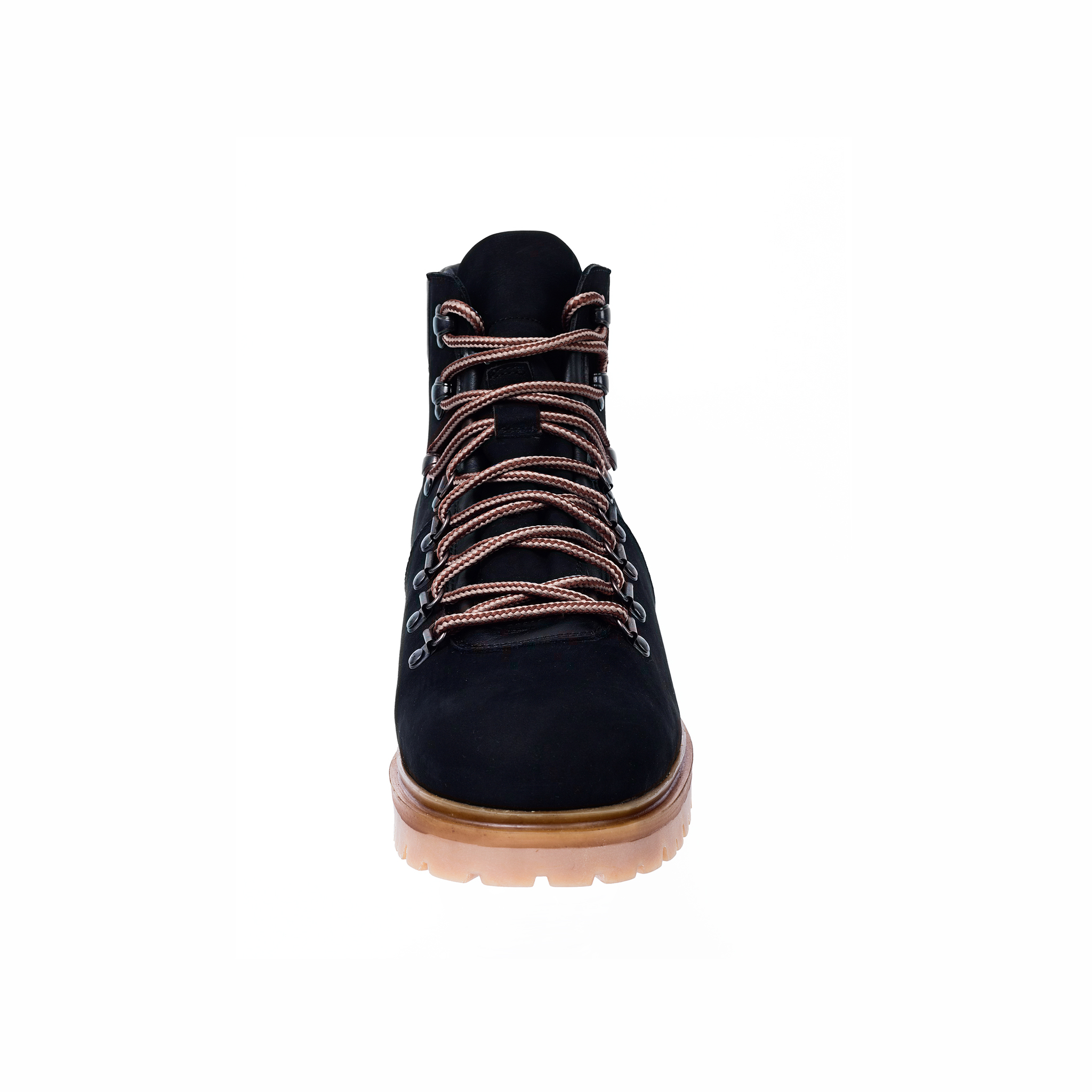 680478 ботинки мужские черные больших размеров марки Делфино