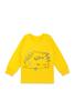 Пижама для мальчика желтая Ёжик
