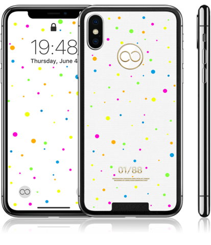 iPhone X 256Gb Dots X