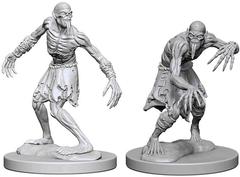 Nolzur's Marvelous Unpainted Miniatures - Ghouls