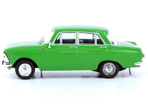 IZH-412IE green 1:43 DeAgostini Auto Legends USSR #136