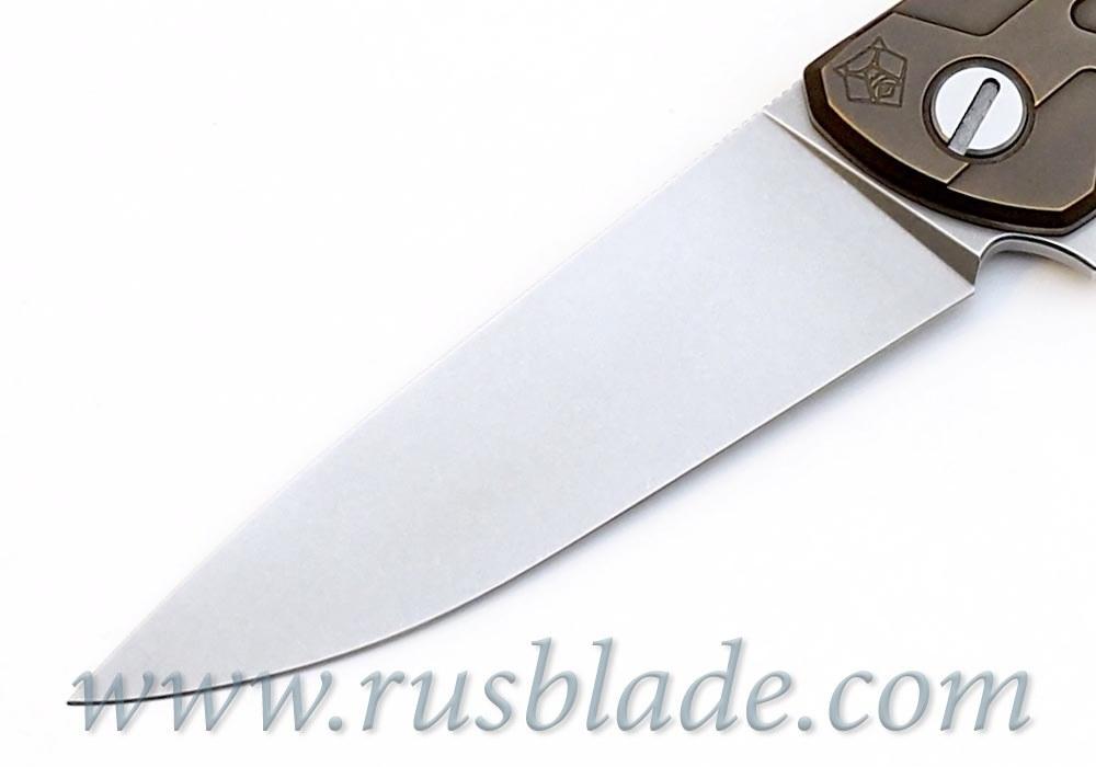 Shirogorov CUSTOM Flipper 95 T-minus Bronze