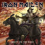 Iron Maiden / Death On The Road (Picture Disc)(2LP)