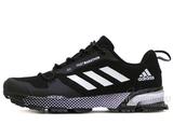 Кроссовки Мужские Adidas FastMarathon 2.0 Black White